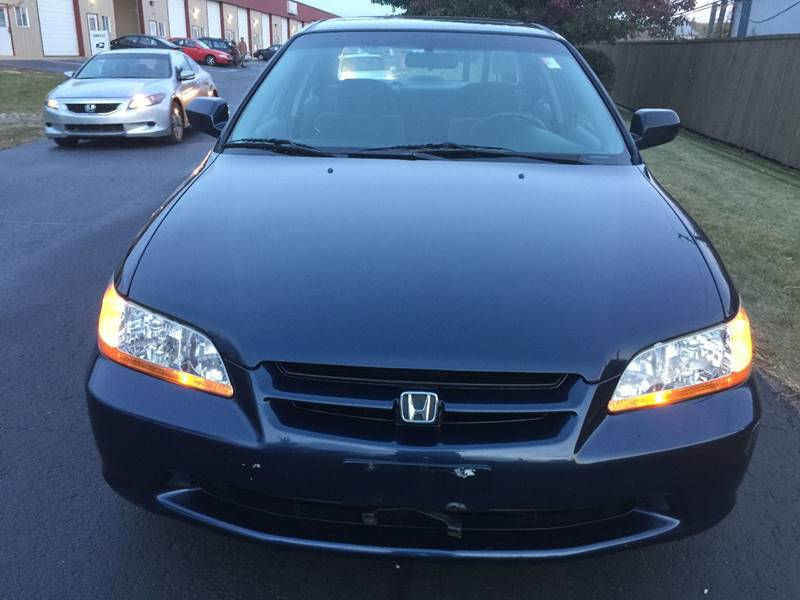 1999 Honda Accord Ex In Lockport Il Luxury Cars Xchange