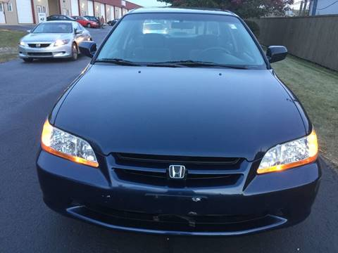 1999 Honda Accord for sale at Luxury Cars Xchange in Lockport IL