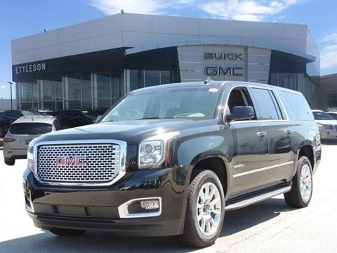 2017 GMC Yukon XL for sale in Hodgkins IL