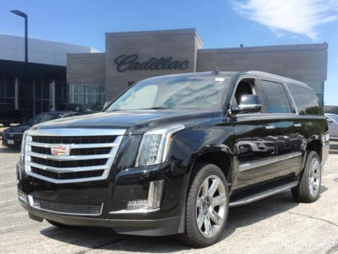 2017 Cadillac Escalade ESV for sale in Hodgkins IL
