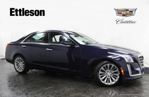2015 Cadillac CTS for sale in Hodgkins IL