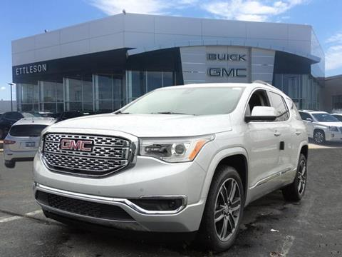 2018 GMC Acadia for sale in Hodgkins IL