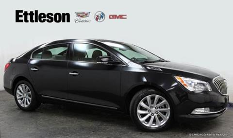 2015 Buick LaCrosse for sale in Hodgkins IL