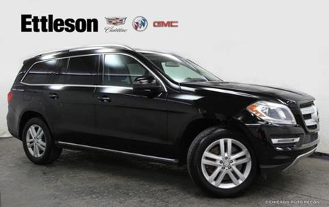 2013 Mercedes-Benz GL-Class for sale in Hodgkins, IL