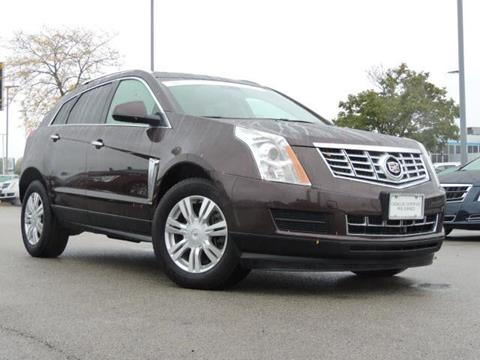 2015 Cadillac SRX for sale in Hodgkins IL
