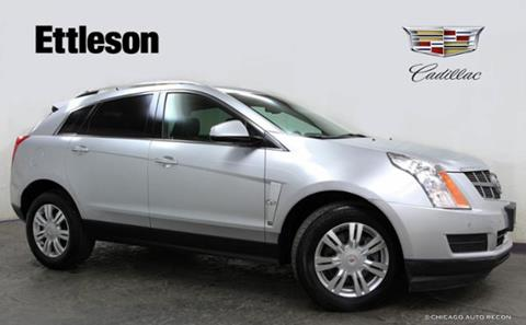 2012 Cadillac SRX for sale in Hodgkins, IL