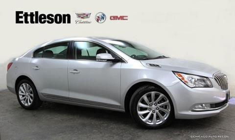 2014 Buick LaCrosse for sale in Hodgkins IL