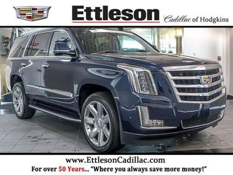 2019 Cadillac Escalade for sale in Hodgkins, IL