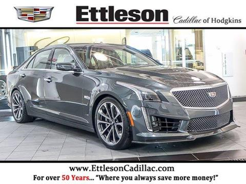 2018 Cadillac CTS-V for sale in Hodgkins, IL