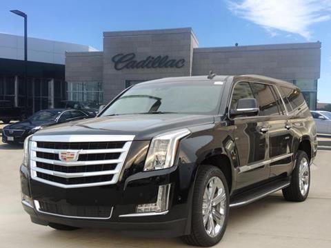2017 Cadillac Escalade ESV for sale in Hodgkins, IL