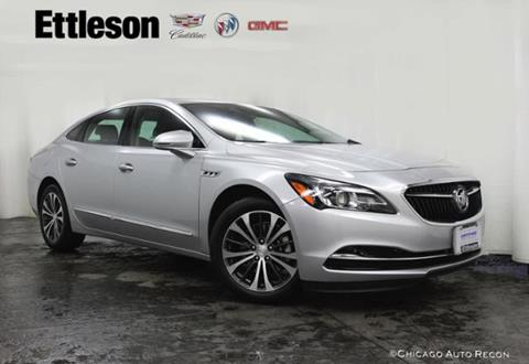 2017 Buick LaCrosse for sale in Hodgkins, IL