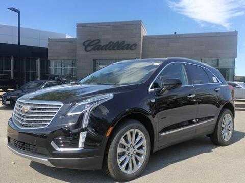 2017 Cadillac XT5 for sale in Hodgkins IL