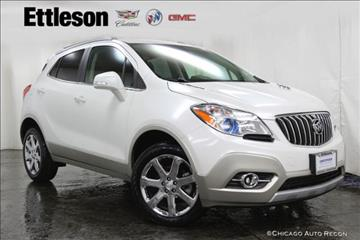 2016 Buick Encore for sale in Hodgkins, IL