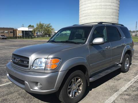 2003 Toyota Sequoia for sale in Lexington, KY