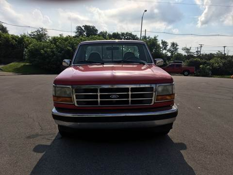 1995 Ford F-150 for sale at Abe's Auto LLC in Lexington KY