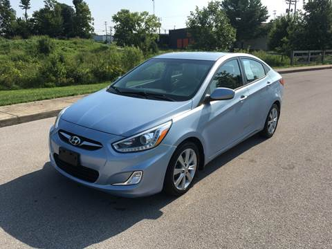 2014 Hyundai Accent for sale at Abe's Auto LLC in Lexington KY