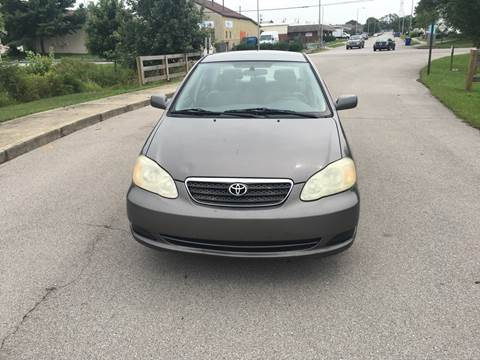 2005 Toyota Corolla for sale at Abe's Auto LLC in Lexington KY