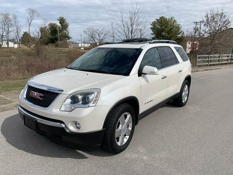 Gmc Acadia For Sale In Lexington Ky Abe S Auto Llc