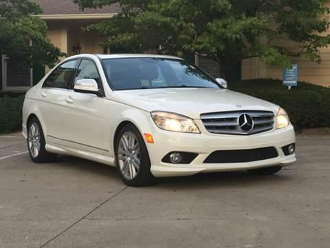 2009 Mercedes-Benz C-Class for sale in Lexington, KY