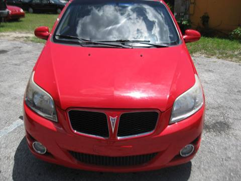 2009 Pontiac G3 for sale in Deland, FL