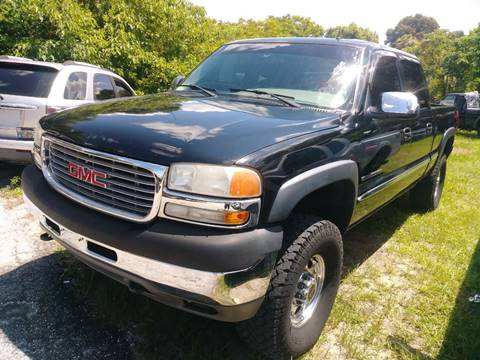 2001 GMC Sierra 2500HD for sale in Deland, FL