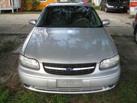 2001 Chevrolet Malibu for sale at U-Safe Auto Sales in Deland FL