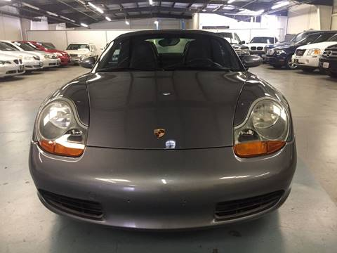 2002 Porsche Boxster for sale in Sacramento, CA