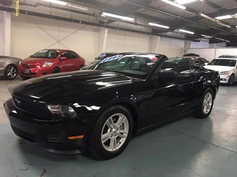2012 Ford Mustang for sale in Sacramento, CA