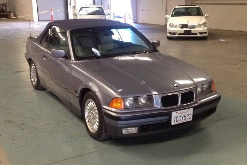 1994 Bmw 3 Series 325i 2dr Convertible In Saco CA - Z Auto