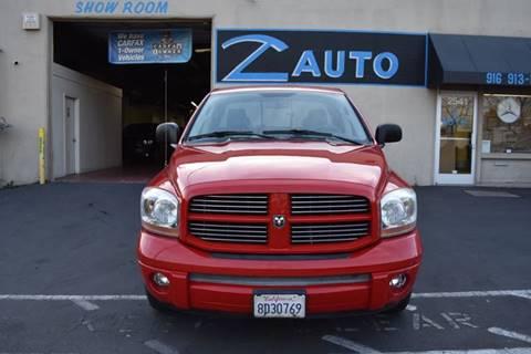2006 Dodge Ram Pickup 1500 ST for sale at Z Auto in Sacramento CA