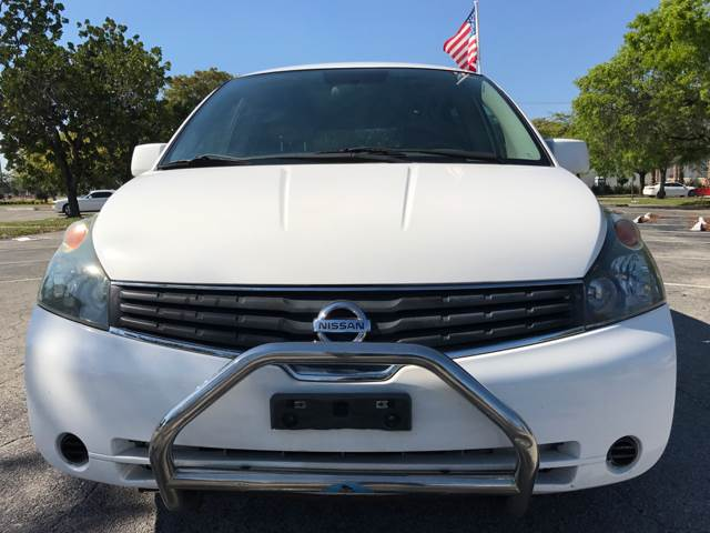 2008 Nissan Quest for sale at Cars 4 You in Hollywood FL