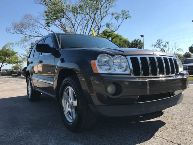 2006 Jeep Grand Cherokee for sale at Cars 4 You in Hollywood FL