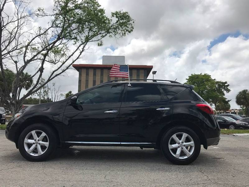 2009 Nissan Murano for sale at Cars 4 You in Hollywood FL