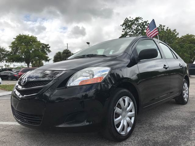 2007 Toyota Yaris for sale at Cars 4 You in Hollywood FL