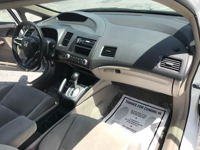 2010 Honda Civic for sale at Cars 4 You in Hollywood FL