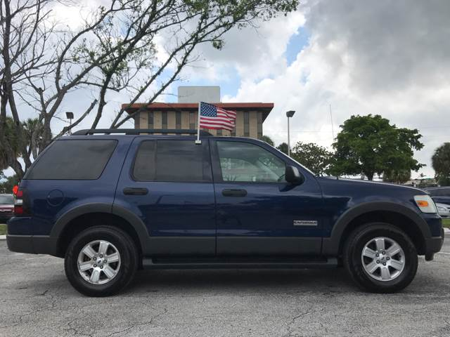 2006 Ford Explorer for sale at Cars 4 You in Hollywood FL