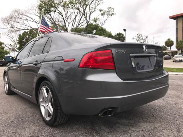 2005 Acura TL for sale at Cars 4 You in Hollywood FL