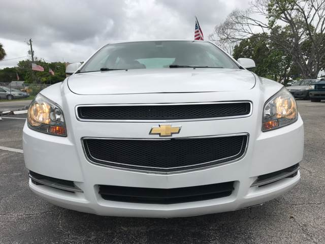 2012 Chevrolet Malibu for sale at Cars 4 You in Hollywood FL