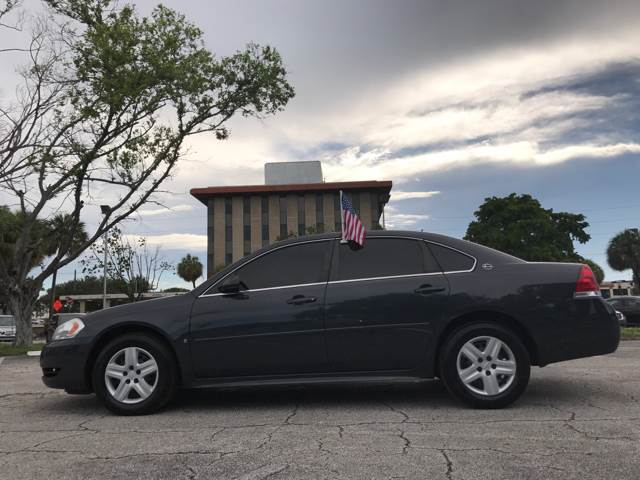 2009 Chevrolet Impala for sale at Cars 4 You in Hollywood FL