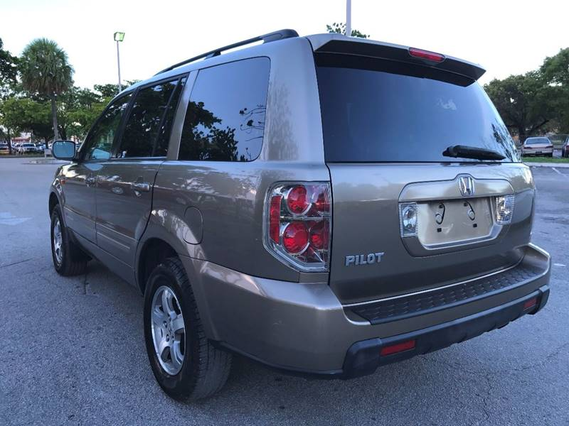 2008 Honda Pilot for sale at Cars 4 You in Hollywood FL