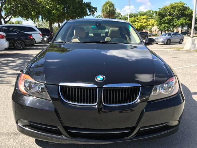 2008 BMW 3 Series for sale at Cars 4 You in Hollywood FL