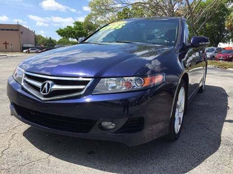 2008 Acura TSX for sale at Cars 4 You in Hollywood FL