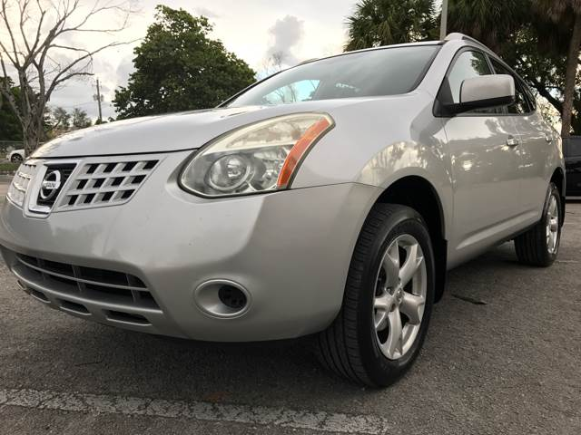 2008 Nissan Rogue SL In Hollywood FL - Cars 4 You