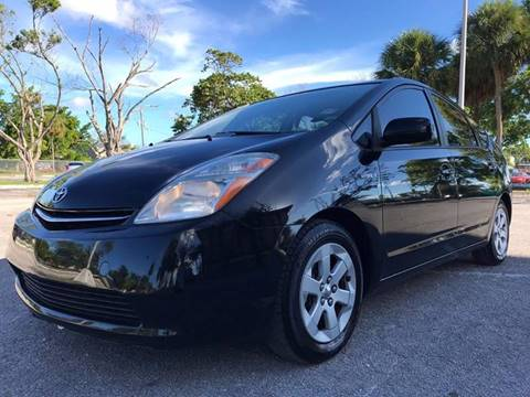 2008 Toyota Prius for sale in Hollywood, FL