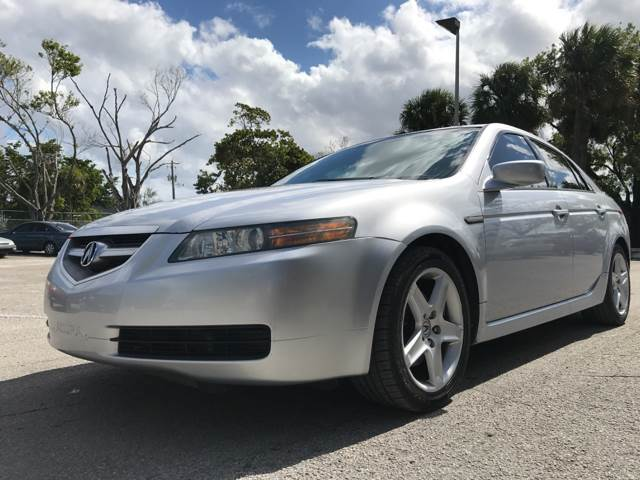 2005 Acura Tl 32 In Hollywood Fl Cars 4 You