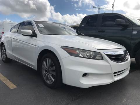 2011 honda accord for sale in hollywood fl for Honda accord 2011 for sale