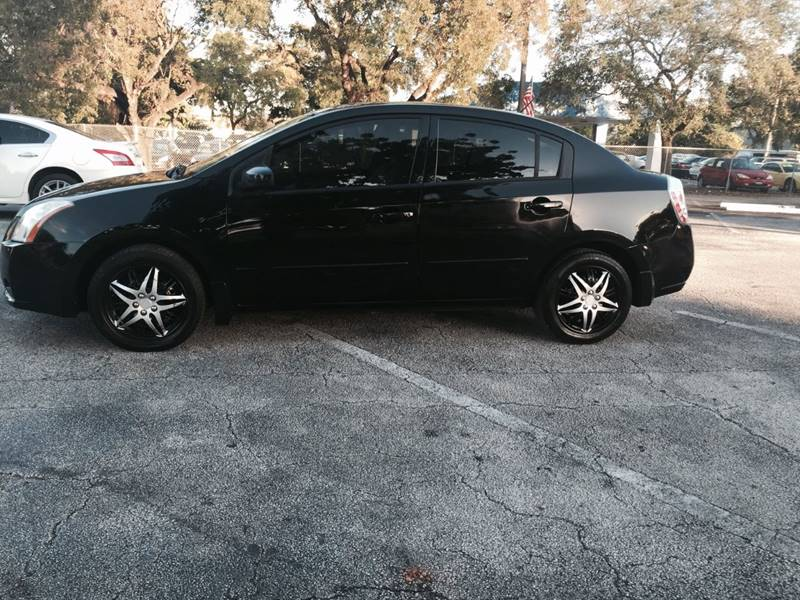 2008 Nissan Sentra for sale at Cars 4 You in Hollywood FL