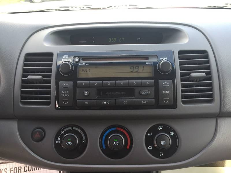 2003 Toyota Camry for sale at Cars 4 You in Hollywood FL
