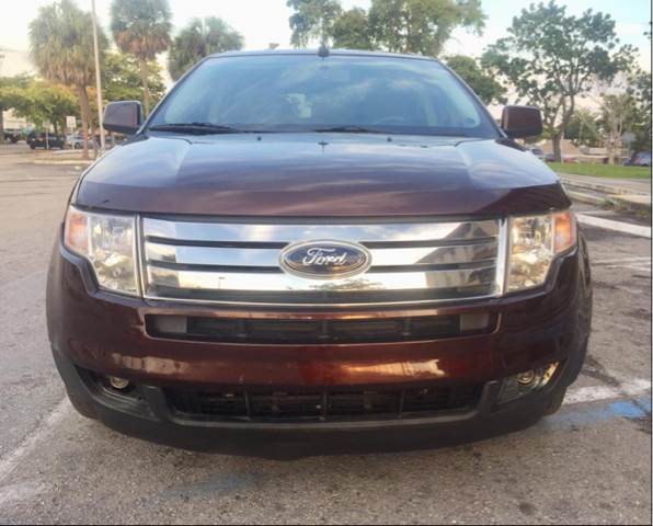 used ford limited fwd sale edge oh for barberton sedan in