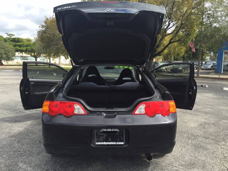 2003 Acura RSX for sale at Cars 4 You in Hollywood FL